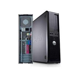 Dell 780 C2D 3.0GHz/4GB/250GB/DVDr/Win 7 PRO Desk